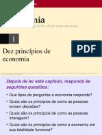 Cap 1- Dez Princípios de Economia