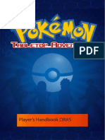 Pokemon TTA Player's Handbook