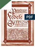 [Vampiri Il Requiem - ITA] Libro Della Congrega - Lancea Sanctum