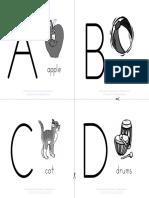 Alphabet Slides
