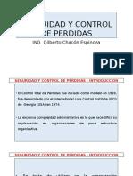 Seguridad y Control de Peerdidas