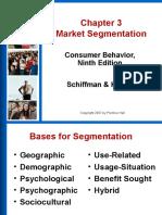 Bases for Maket Segmentation