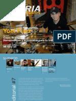 baterias-percusion-num7, ritmos varados, lectura de solfeo y partituras varias