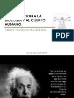 Introducción a la biología y al cuerpo humano