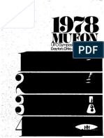 1978 Mufon Symposium
