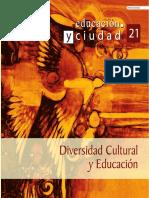 Educacion y Ciudad Nº 21