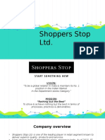 Shoppers Stop Prashant Khedekar