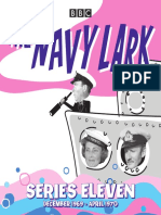 Navy Lark Series 11 Booklet