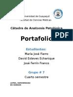 Carpeta de Anatomía Patológica