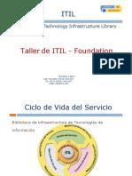 Taller ITIL TODO