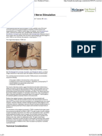 Transcutaneous Electrical Nerve Stimulation_ Overview, Technical Considerations, Applications of Tens in Clinical Practice (2)