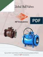 KF Ball Valve M3 Series Ball Valve Brochure