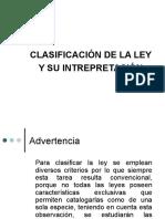 2 Clasifica Ley e Interpretación