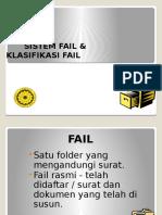 Kursus Pengurusan Fail