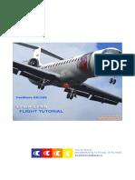 Embraer ERJ-145 Flight Tutorial