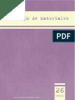 Cuaderno de Materiales 26