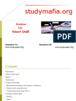 Ece Smart Quill Ppt