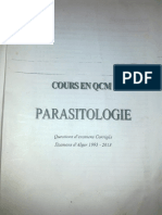 Serie Verte Parasitologie