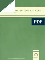 Cuaderno de Materiales 27