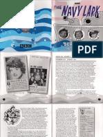 Navy Lark Series 6 Pt 2 Booklet