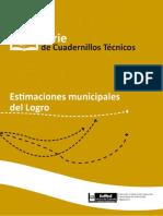 Estimaciones municipales