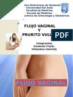 Flujo Vaginal y Prurito Vulvar (jesus)