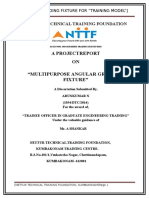 Arun Report Project Edited