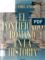 ORLANDIS, J., El Pontificado Romano en La Historia, Palabra, 1996