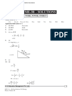 Physics Volume 3B Work, P, Energy Key