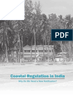 Coastal Regulation in India - Why do we need a new Notification?