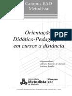 eBook Orientacoes-didatica Pedagogicas Ead
