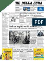 Corriere della sera 21 07 2015