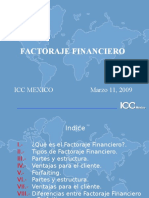 200880245 Factoraje Financiero Ppt