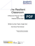 The Resilient Classroom