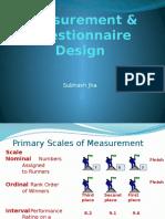 Measurement & Questionnaire Design_S_3