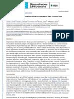 Degeneration and Regeneration of the Intervertebral Disc