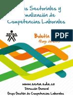 Boletin No. 13 Mayo 2015