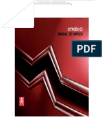 Manual Automovil Citroen c5 Conduccion Interior Mantenimiento Consejos Caracteristicas Tecnicas