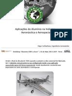 Alumínio na Indústria Aeronáutica e Aeroespacial