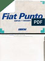 Manual Automovil Fiat Punto Sistemas Componentes Soluciones Mantenimiento Caracteristicas Accesorios
