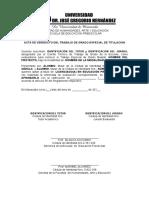 Acta de Veredicto  del  Trabajo Especial de Titulacion en educacion PREESCOLAR.docx