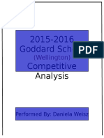 goddard school wellington competitive analysis