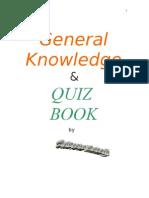 Quiz pdf gk books