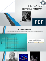 Fisica de Ultrasonido