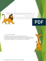 Taller Autodiagnóstico grado octavo.pptx