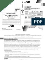 Manual jvc