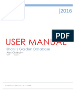 User-Manual - Alex Chisholm