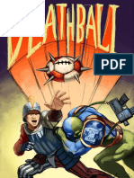 Deathball - Core Rules v1.5