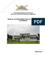 Manual Bienvenida 2014