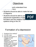 8. Formation of a Depression